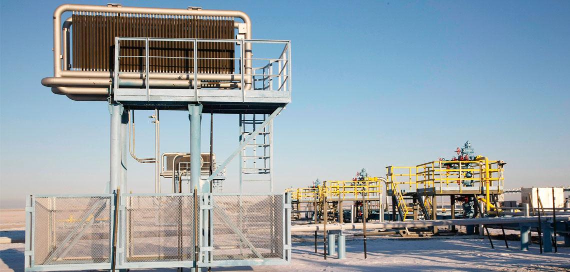 Разработка проектов термостабилизации грунтов и геотехнического мониторинга